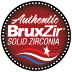 Authentic BruxZir Solid Zirconia